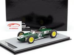 Jim Clark Lotus 18 #14 3e Portugal GP formule 1 1960 1:18 Tecnomodel