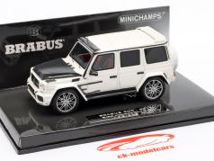 Brabus 900 based on Mercedes-Benz G65 year 2017 White 1:43 Minichamps
