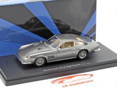 Monteverdi 375 S High Speed année de construction 1968 gris argenté 1:43 AutoCult