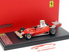 Clay Regazzoni Ferrari 312T #11 Winner italian GP formula 1 1975 1:43 LookSmart