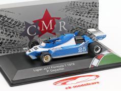Patrick Depailler Ligier JS11 #25 formule 1 1979 1:43 CMR