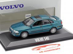 Volvo S40 Baujahr 2003 türkis 1:43 Minichamps