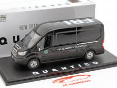 Ford Transit FBI Academy year 2015 TV series Quantico (2015-2018) black 1:43 Greenlight
