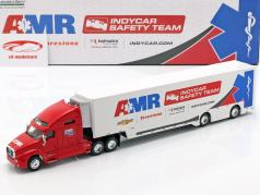 Kenworth T2000 AMR Indycar Safety Team Transporter 2019 1:64 Greenlight