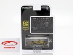 Mario Andretti 50e verjaardag Indy 500 kampioen 1969 Dallara Universal Aero Kit 1:64 Greenlight