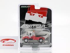 International DuraStar 4400 Abschleppwagen Indycar Series 2019 1:64 Greenlight