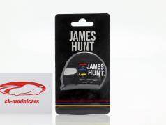 James Hunt McLaren M23 champion du monde formule 1 1976 Aimant casque