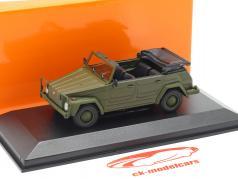 Volkswagen VW 181 année de construction 1979 olive 1:43 Minichamps