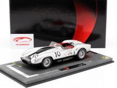 Ferrari 250 TR58 #10 2 ° Nassau Trophy Race 1958 Pedro Rodriguez 1:18 BBR