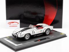 Ferrari 250 TR58 #11 12h Sebring 1959 Rodriguez, O`Shea 1:18 BBR