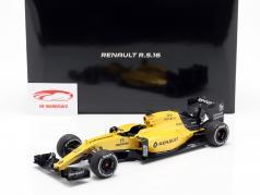 K. Magnussen & J. Palmer Renault R.S.16 Showcar formule 1 2016 1:18 Spark