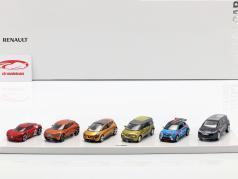 6-Car Set Renault Concept Cars 1:43 Norev