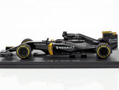 K. Magnussen & J. Palmer Renault R.S.16 冬 テスト 式 1 2016 1:43 Spark