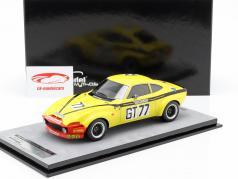 Opel GT 1900 #77 classe gagnant 1000km Nürburgring 1972 Christmann, Ragnotti 1:18 Tecnomodel
