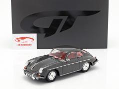 Porsche 356B 2000 GS Carrera 2 año de construcción 1960 pizarra gris 1:18 GT-Spirit