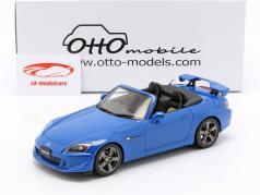 Honda S2000 qualité S Spider année de construction 2007 apex bleu 1:18 OttOmobile