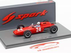 Nino Vaccarella Lotus 24 #24 Italien GP Formel 1 1962 1:43 Spark