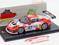 Porsche 911 (991) GT3 R #30 24h Nürburgring 2018 Frikadelli Racing 1:43 Spark