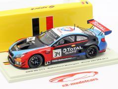BMW M6 GT3 #34 Winner 24h Spa 2018 Blomqvist, Eng, Krognes 1:43 Spark