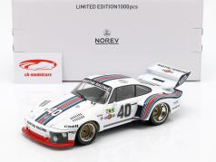 Porsche 935 #40 четвёртая 24h LeMans 1976 Stommelen, Schurti 1:18 Norev