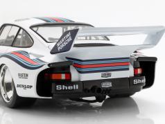 Porsche 935 #40 4ª 24h LeMans 1976 Stommelen, Schurti 1:18 Norev