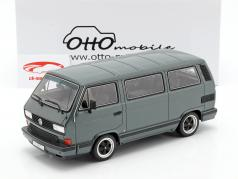 Porsche B32 based on VW T3 Bus Baujahr 1985 wolframgrau metallic 1:18 OttOmobile