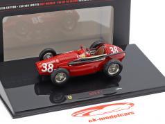 M. Hawthorn Ferrari 553 F1 #38 Winner Spanish GP Formula 1 1954 1:43 HW Elite
