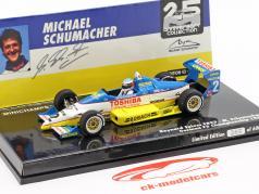 Michael Schumacher Reynard F893 #2 German F3 Championship 1989 1:43 Minichamps