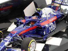Alexander アルボン Scuderia Toro Rosso STR14 #23 式 1 2019 1:43 Minichamps