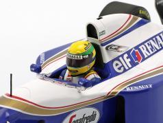 Ayrton Senna Williams FW16 #2 Сан - Marino GP формула 1 1994 1:18 Minichamps