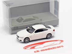 BMW M4 coupe Bouwjaar 2015 wit 1:87 Minichamps