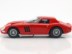 Ferrari 250 GTO Plain Body Version 1964 rojo 1:18 CMR