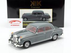 Mercedes-Benz 220 S berline (W180II) année de construction 1956 gris 1:18 KK-Scale