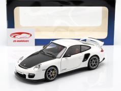 Porsche 911 (997) GT2 RS Anno 2010 bianco 1:18 AUTOart