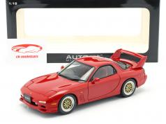 Mazda Efini RX-7 (FD) Tuned Version Anno 1991 rosso 1:18 AUTOart