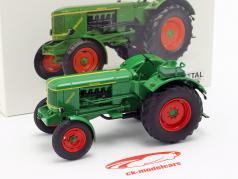 Deutz F4 L 514 trator verde 1:32 Schuco