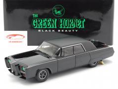 Chrysler Imperial ブラック ビューティ Green Hornet 1966-1967 黒 1:18 AUTOart