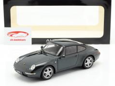 Porsche 911 (993) Carrera anno 1995 verde scuro 1:18 AUTOart
