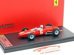 Ludovico Scarfiotti Ferrari 156 #6 Italië GP formule 1 1964 1:43 LookSmart