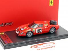 Ferrari 250 LM #192 Rallye Tour de France 1969 Rouget, Depret 1:43 LookSmart