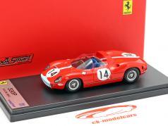 Ferrari 330P #14 2e 24h LeMans 1964 Hill, Bonnier 1:43 LookSmart