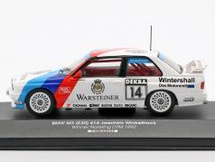 BMW M3 (E30) #14 ganador Norisring DTM 1992 Joachim Winkelhock 1:43 CMR