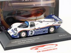Porsche 956 K #2 勝者 1000km Fuji 1983 Bellof, Bell 1:43 CMR