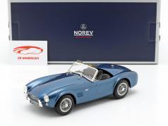 AC Cobra 289 Spider año de construcción 1963 azul metálico 1:18 Norev