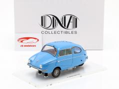 Fuldamobil S6 Baujahr 1956 blau 1:18 DNA Collectibles