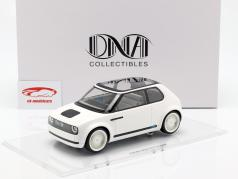 Honda Urban EV Concept Car 2017 esteira branco 1:18 DNA Collectibles