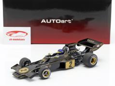 Ronnie Peterson Lotus 72E #2 formula 1 1973 con autista cifra 1:18 AUTOart