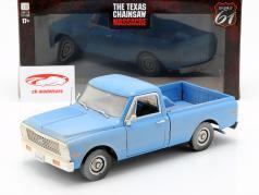Chevrolet C-10 Film The Texas Chainsaw Massacre 1974 blau 1:18 Greenlight