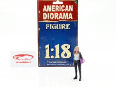 Ladies Night Angela figure 1:18 American Diorama