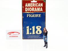 Ladies Night Lindsay figure 1:18 American Diorama